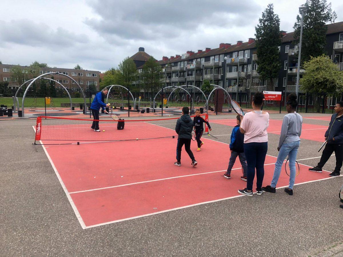 Buiten spelen Den Haag